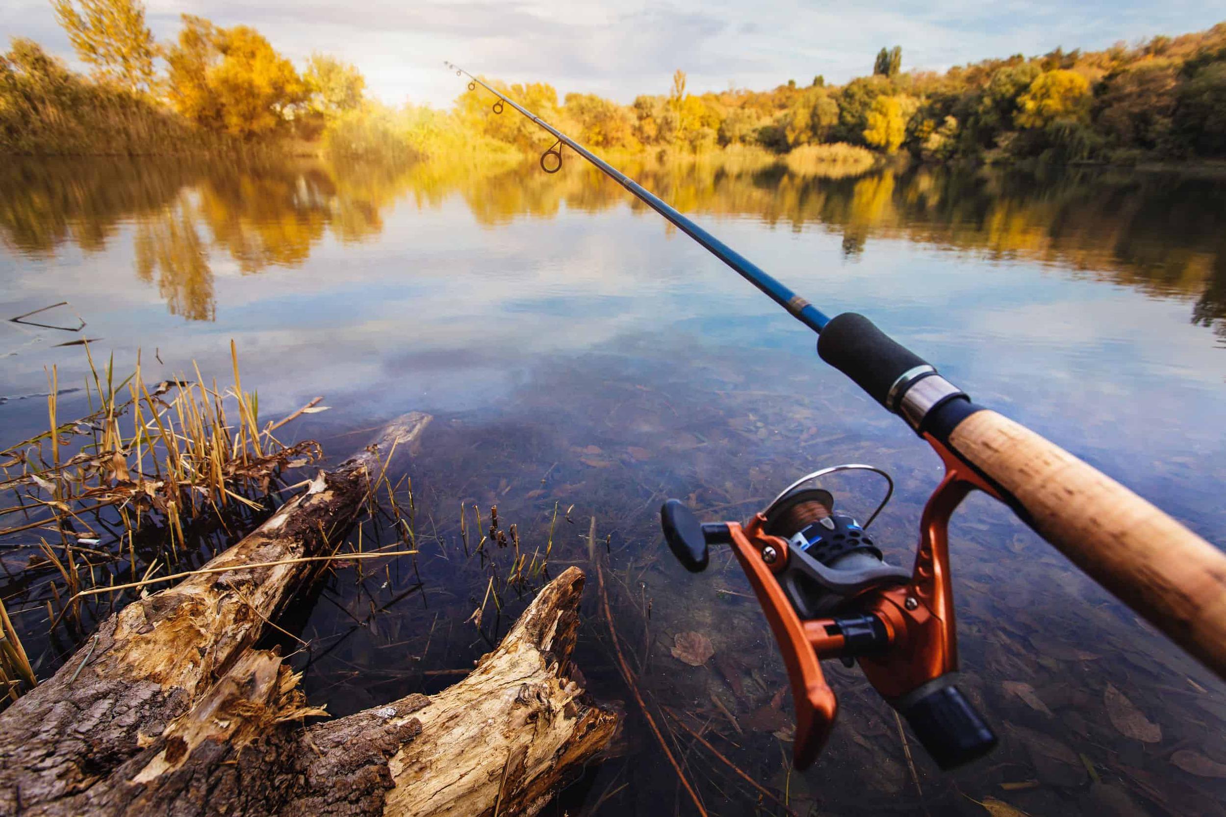 Angeln an den Großen Seen