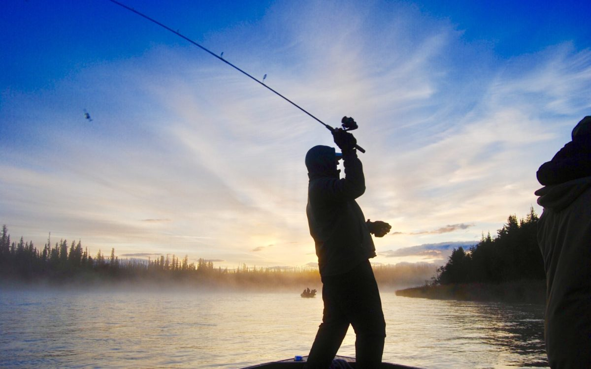 The Ultimate Alaskan Fishing Trip